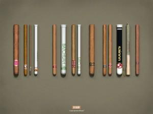 сигара и сигарета разница