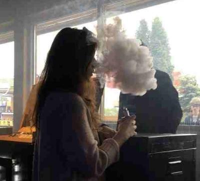 Где можно курить электронные сигареты