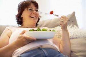Решение проблем с курением и лишним весом диета