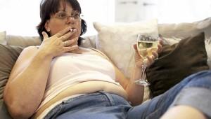 Решение проблем с курением и лишним весом самое главное понять