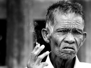 у курильщиков намного чаще других наблюдаются заболевания