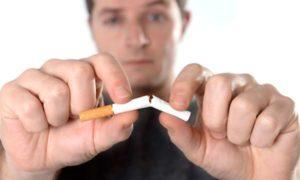 Vliyanie nikotina na mujskoi organizm