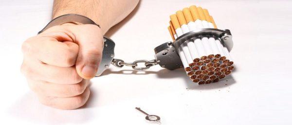 Nikotinovaya lomka