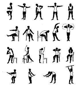гимнастика для легких
