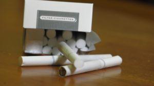 Сигареты с содержанием никотина 1 мг