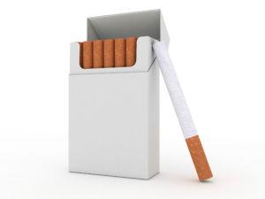 pachka sigaret