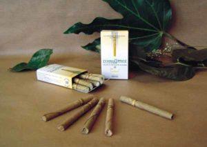 Travyanie sigareti