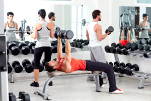 trenirovki v sportzale